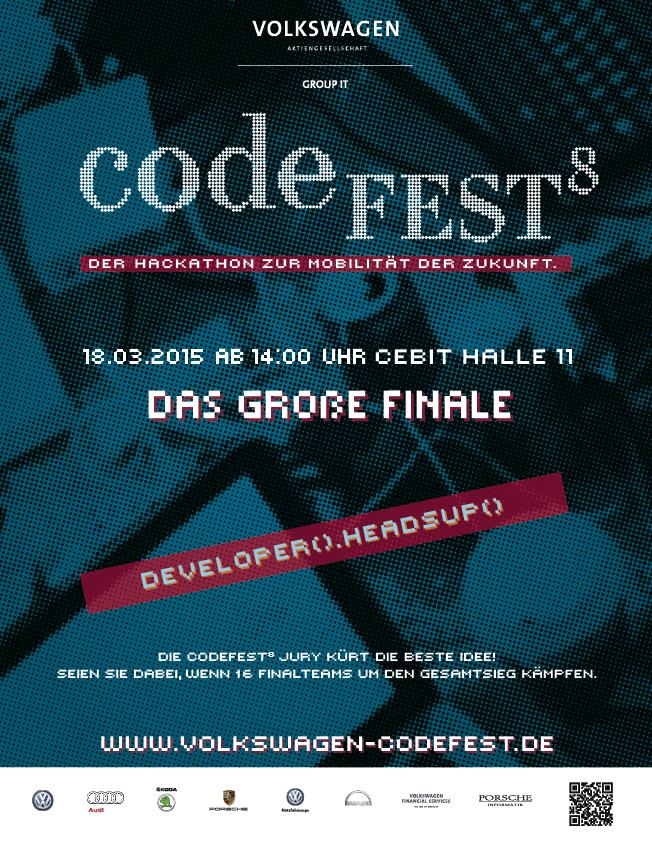 Volkswagen Codefest 2015