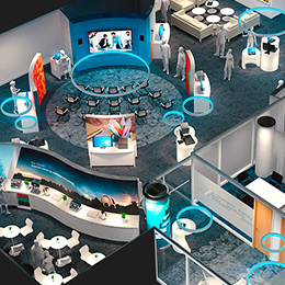 HP Visitor Centers
